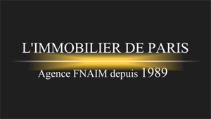 l'immobilier de PARIS